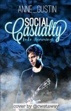 Social Casualty - Luke Hemmings by Anne_Gustin