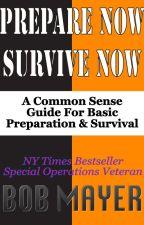 Prepare Now--Survive Now by BobMayer