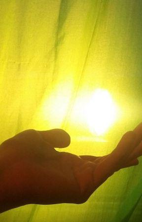 světýlka ve dne a světýlka v noci by Elfbit