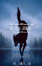 Alpine || Mystical Journal by Ms_Silverwolf