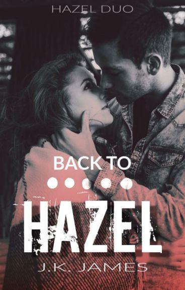 Back to Hazel by jkjamesbooks