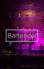 Bartender||Kim Namjoon by pale-blueheart