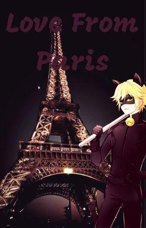 Love From Paris by Art_Chaik