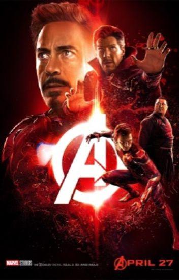 Avengers Imagines on hold - BLUE - Wattpad