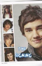 The Signing - Liam Payne Fan Fiction by Turtles_1