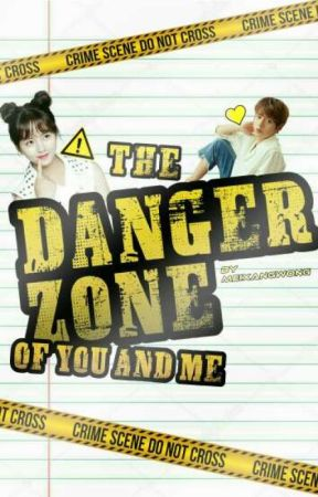 The Danger Zone of You and Me; Lucas x Kim Sohyun ff by MeixangWong