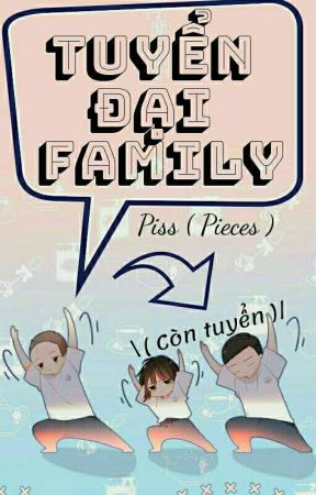 Đại Family Của Piss ( Tuyển ) by mieumieuty