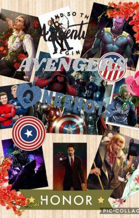 Marvel} Avengers Oneshots  - Steve Rogers X Reader: Blind