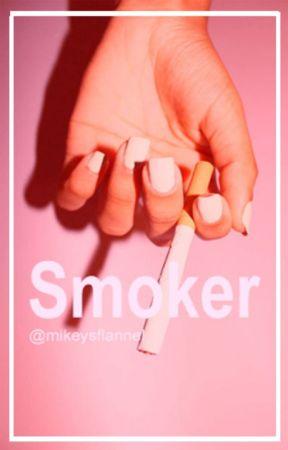 Smoker .Blackbear by Mikeysflannel