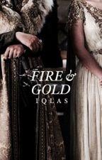 Fire & Gold by iqlxsmxden