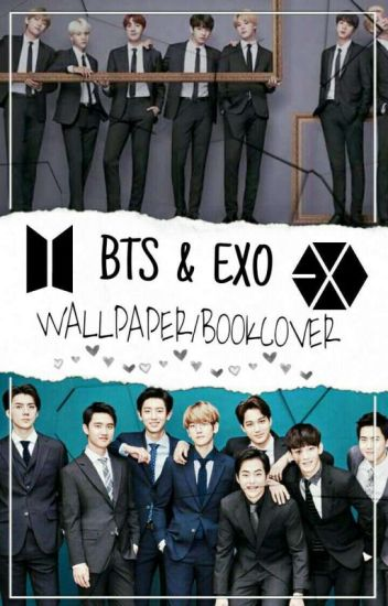 Bts And Exo Wallpaper And Book Covers Soorin Seora Hyejin Vhtun