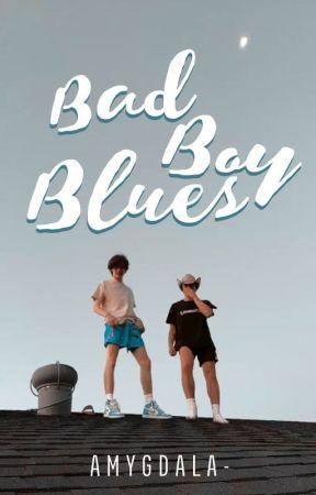 Bad Boy Blues by amygdala-