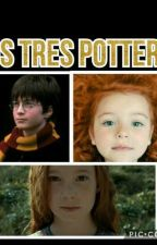 Los tres Potter by mllkaa