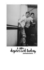 i am depressed today by ashhasnofrens