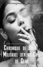 Chronique de Sofia : Une  Militaire Devenue Chef de Gang by chroniqueuse_du_225