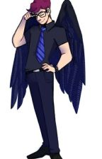 Sander Sides Wings Au by The_FirstBatCat