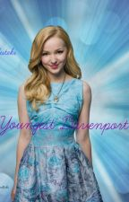 The youngest Davenport ( a kickin' it and lab rats crossover) by Creative_Daydreamer