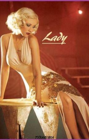 Lady by tynarubia