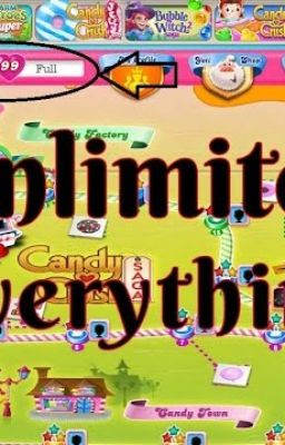 Candy Crush Saga Free Hack Cheat Unlimited Resource - Wattpad