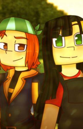 Emika Hero (Minecraft Story Mode) Collab with TarmiSkye by DaphneBoyden