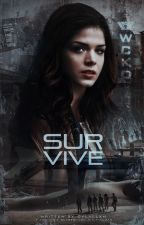 Survive ↯ The Maze Runner by -dylallxn