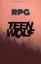 RPG - Teen Wolf by FelicityPinson