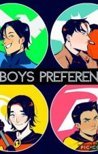 Batboys Preferences  by Ginny_Potter00