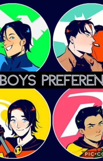 Batboys Preferences - Ginerva Molly Potter - Wattpad