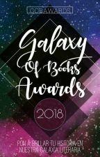 Galaxy Of Books Awards 2018 // CERRADO by GOBAwards