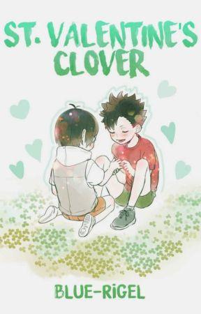 St. Valentine's Clover - KuroKen by Blue-Rigel