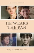 He Wears The Pan (Pan, Peter x reader) by WizardWarriorAlpha