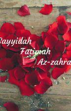 Sayyidah Fatimah Az-zahra by nadilaa_26
