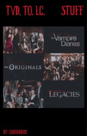 TVD , TO Facts  by helloimnoa