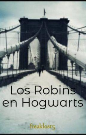 Los Robins en Hogwarts by freaklost5