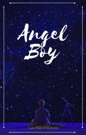 Angel Boy (JiKook) by A_Lua_13