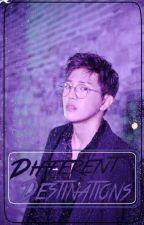 Different Destinations | DongJun by diabolicdeceiver