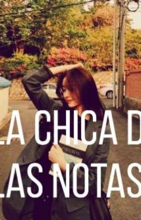La Chica de las Notas® by esteisy_Mercy