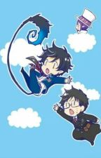 ~ the exorcist's sister - blue exorcist oc fanfiction. by blue-doll