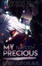 My Precious [Kaneki x Reader] by Nairtoch