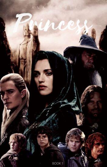 princess legolas lord of the rings book 1 ana isabel wattpad