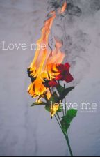 Love me or leave me//Concrafter FF by MamaMie95