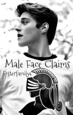 Male Face Claims by fosterfamily6