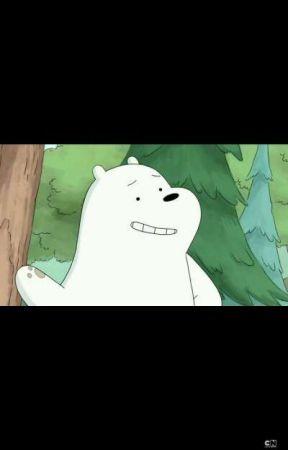 We bare bears Ice Bear X reader  by RachelRebbecca