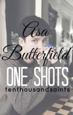 Asa Butterfield ONE SHOTS by tenthousandsaints