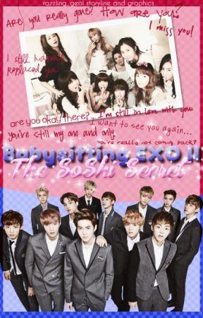 Babysitting EXO II : The SoShi Secret by itstosun