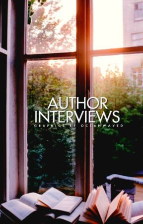 Author Interviews by youngadultreads