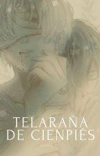 Telaraña de ciempiés (Kaneki x Touka) by mari_ff