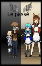 Le passé.. by FoxyArtira