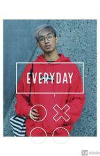 everyday.  by WinterAndApricity
