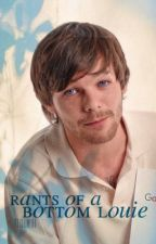 bottom louis rant book ♡ why louis bottoms by prideinlou